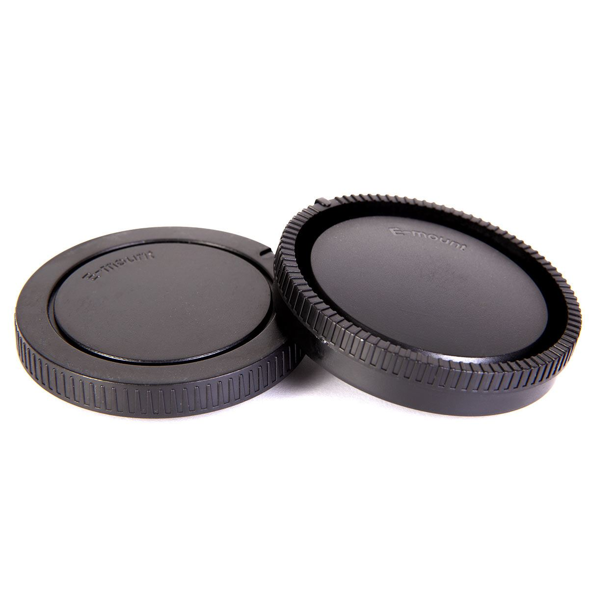 Image of Calumet Body and Rear Lens Cap Set - Sony E Fit