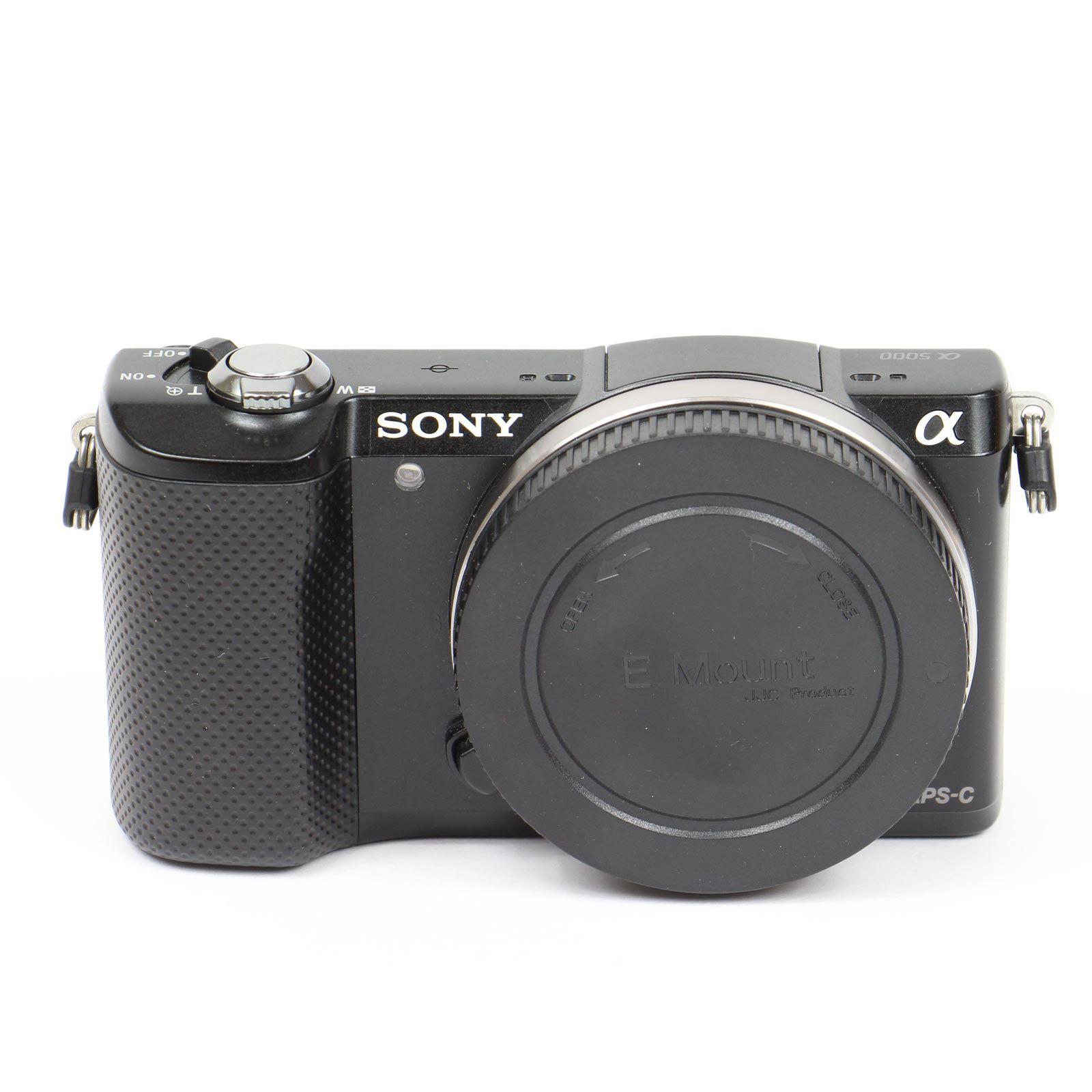 Sony Alpha A5000 Body only