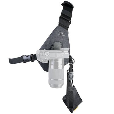 Image of Cotton Carrier Skout Binocular Harness - Grey
