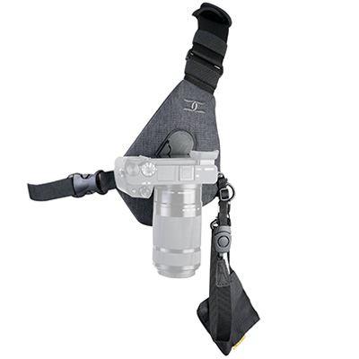 Cotton Carrier Skout Binocular Harness - Grey