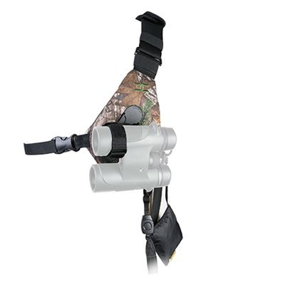 Image of Cotton Carrier Skout Binocular Harness - Camo