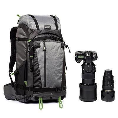 Image of MindShift Gear BackLight Elite 45 Backpack - Storm Grey