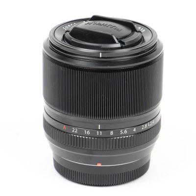 Used Fujifilm 60mm f2.4 R Macro Fujinon Black Lens