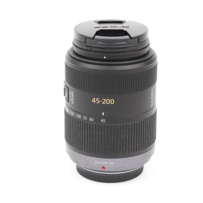 Used Panasonic 45-200mm f4.0-5.6 LUMIX G Vario Micro Four Thirds lens