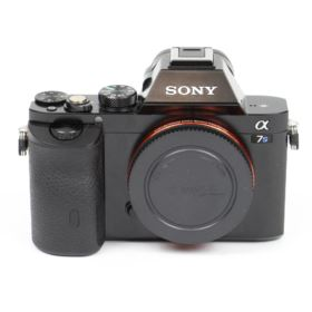 Used Sony Alpha A7s Digital Camera Body