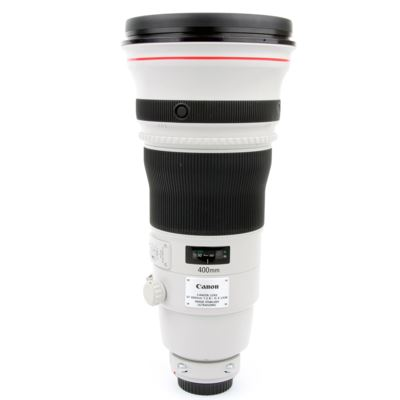 Used Canon EF 400mm f2.8 L IS II USM Lens
