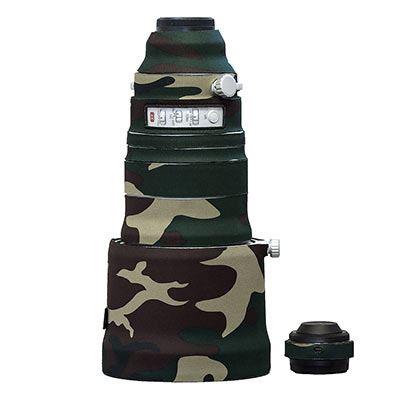 LensCoat for Fuji 200mm f2 XF 1.4X TC - Forest Green