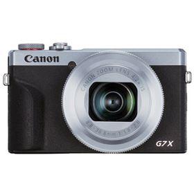 Used Canon PowerShot G7 X Mark III Digital Camera - Silver