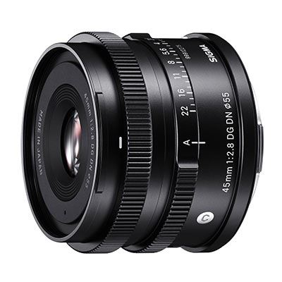 Sigma 45mm f2.8 DG DN Contemporary Lens - Sony E Fit