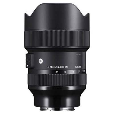 Sigma 14-24mm f2.8 DG DN Art Lens - Sony E Fit