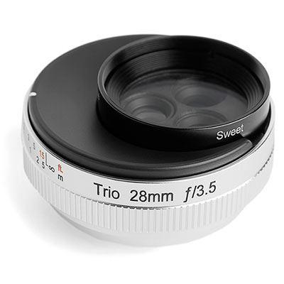 Image of Lensbaby Trio 28 for Nikon Z