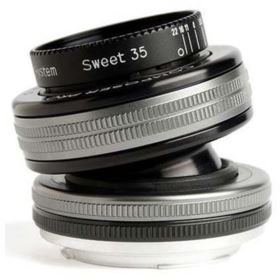 Lensbaby Composer Pro II with Sweet 35 Optic - Nikon Z Fit