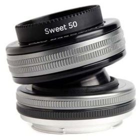 Lensbaby Composer Pro II with Sweet 50 Optic - Canon RF Fit