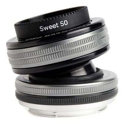 Image of Lensbaby Composer Pro II with Sweet 50 Optic - Nikon Z Fit