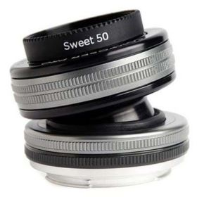 Lensbaby Composer Pro II with Sweet 50 Optic - Nikon Z Fit