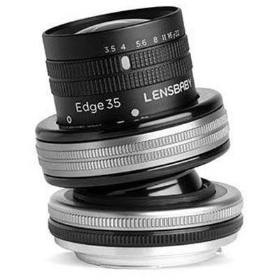 Image of Lensbaby Composer Pro II with Edge 35 Optic - Nikon Z Fit