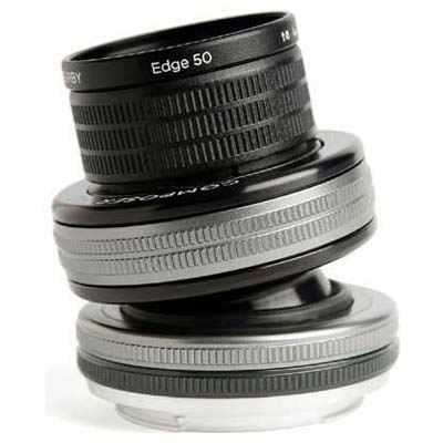 Image of Lensbaby Composer Pro II with Edge 50 Optic - Nikon Z Fit