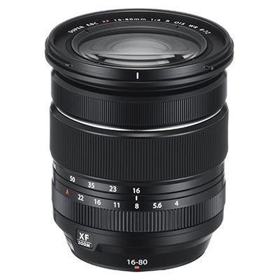 Image of Fujifilm XF 16-80mm f4 R OIS WR Lens