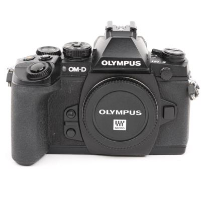 Used Olympus OM-D E-M1 Digital Camera Body - Black