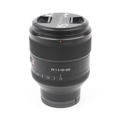 Used Sony FE 85mm f1.4 G Master Lens