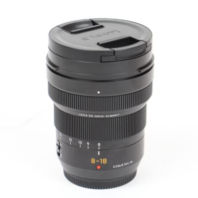 Used Panasonic 8-18mm f2.8-4 ASPH Vario Lens
