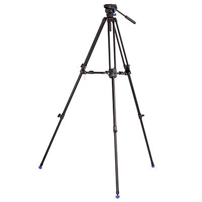 Leofoto VT-10+LF-60 Video Tripod Kit