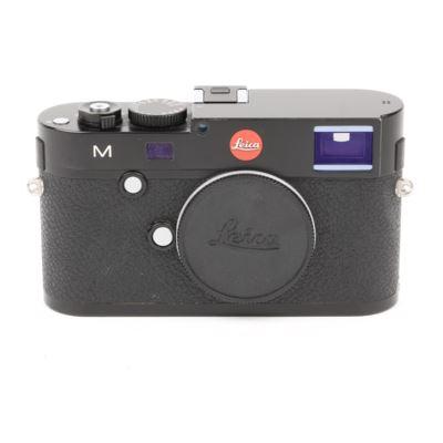 Used Leica M (Typ 240) Digital Rangefinder Camera (Body Only, Black)