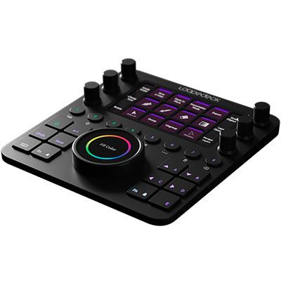 Image of Loupedeck CT Photo Video Editing Console