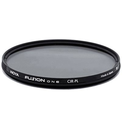 Hoya 67mm Fusion One Circular Polarising Filter