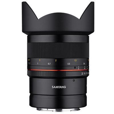 Samyang MF 14mm f2.8 Lens - Nikon Z Fit