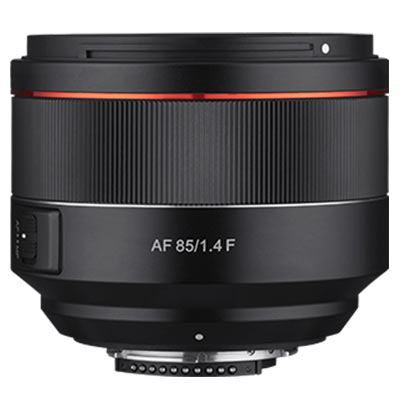 Samyang AF 85mm f1.4 - Nikon F Fit
