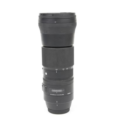Used Sigma 150-600mm f5-6.3 Contemporary DG OS HSM Lens - Canon Fit