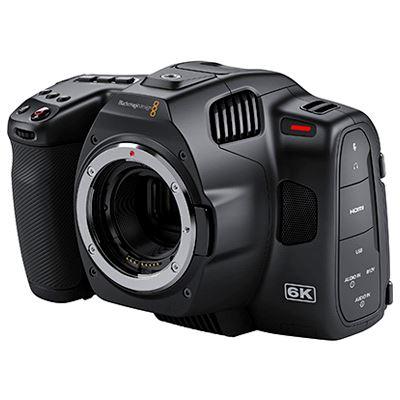 Image of Blackmagic Pocket Cinema Camera 6K