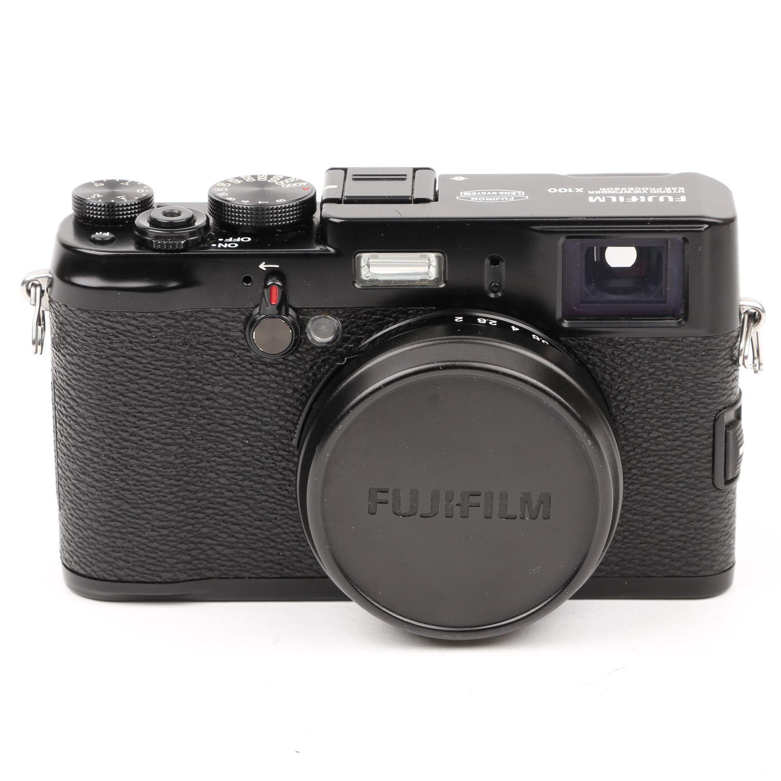 Used Fuji FinePix X100 Black Digital Camera - Special Edition