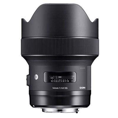Image of Sigma 14mm f1.8 DG HSM Art Lens - L-Mount