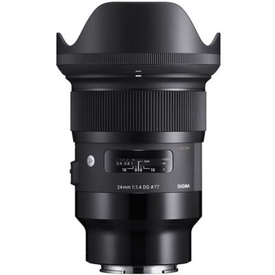 Sigma 24mm f1.4 DG HSM Art Lens - L-Mount