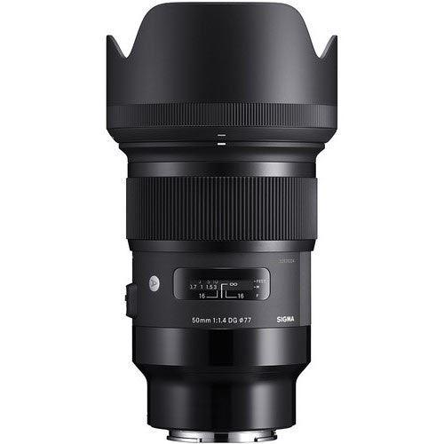 Sigma 50mm f1.4 DG HSM Art Lens - L-Mount