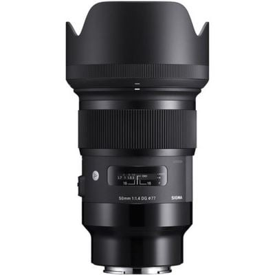 Sigma 50mm f1.4 DG HSM Art Lens - L-Mount