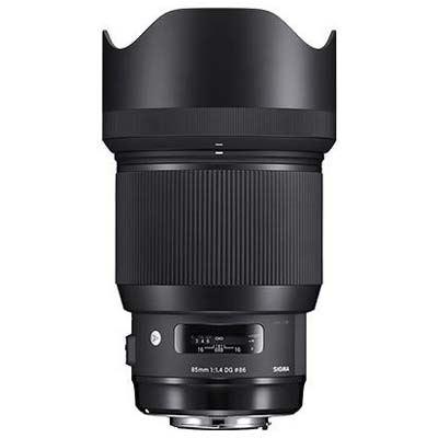 Sigma 85mm f1.4 DG HSM Art Lens - L-Mount