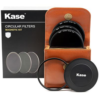 Kase Wolverine Magnetic Circular Filters 77mm Entry Kit