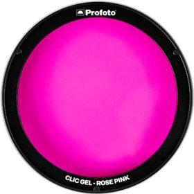 Profoto Clic Gel - Rose Pink