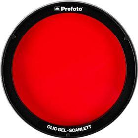 Profoto Clic Gel - Scarlett