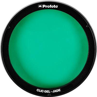 Profoto Clic Gel - Jade