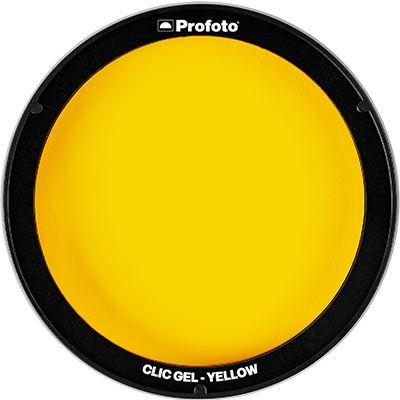 Profoto Clic Gel - Yellow