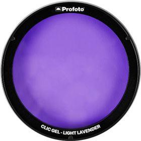 Profoto Clic Gel - Light Lavender