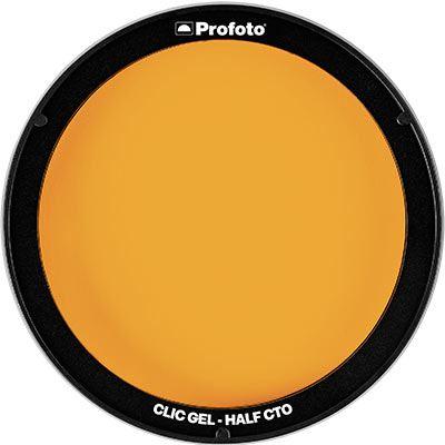 Profoto Clic Gel - Half CTO