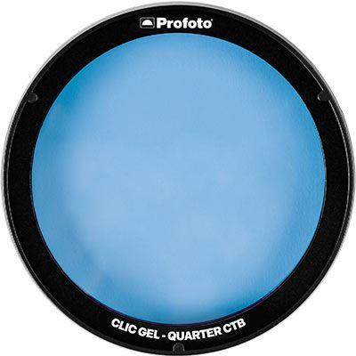 Profoto Clic Gel - Quarter CTB