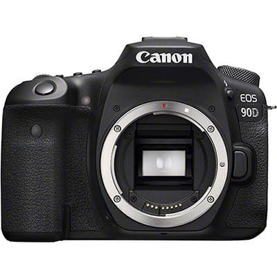 Image of Canon EOS 90D Digital SLR Camera Body