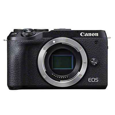 Image of Canon EOS M6 II Digital Camera Body
