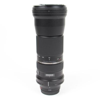 Used Tamron 150-600mm f5-6.3 SP Di VC USD Lens - Canon Fit